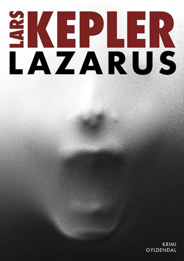 Lazarus af Lars Kepler
