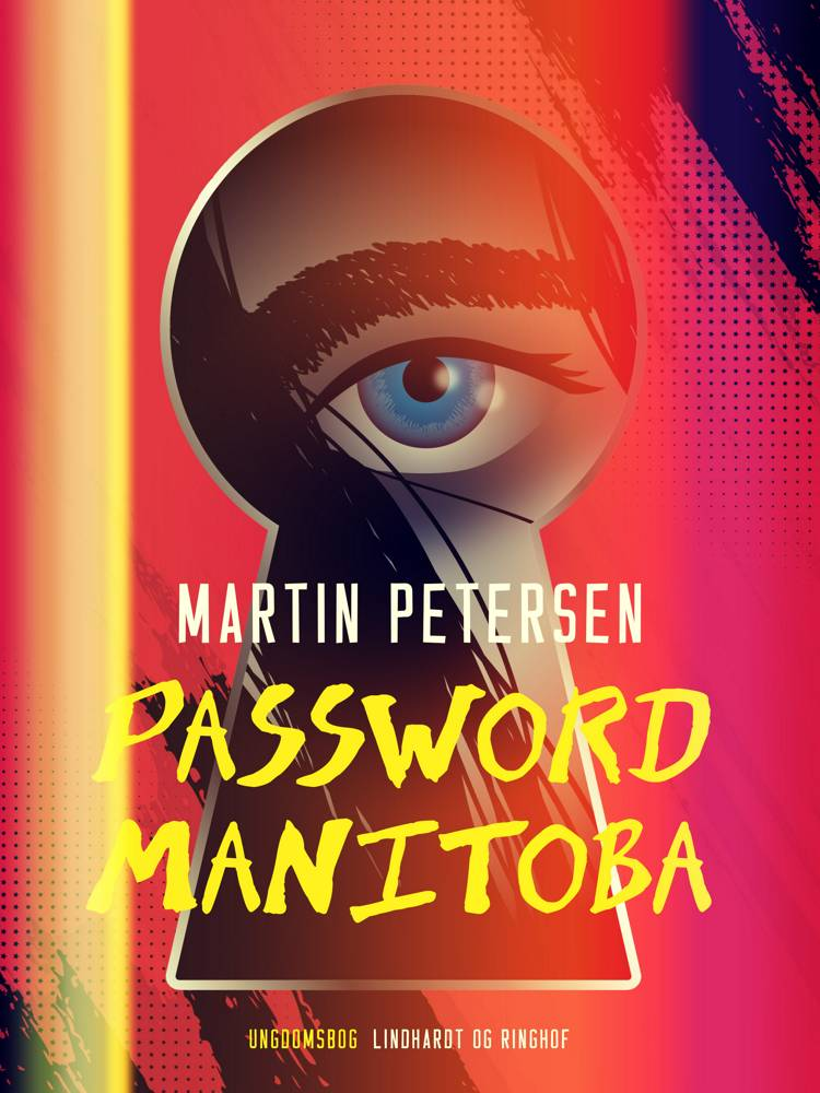 Password Manitoba af Martin Petersen