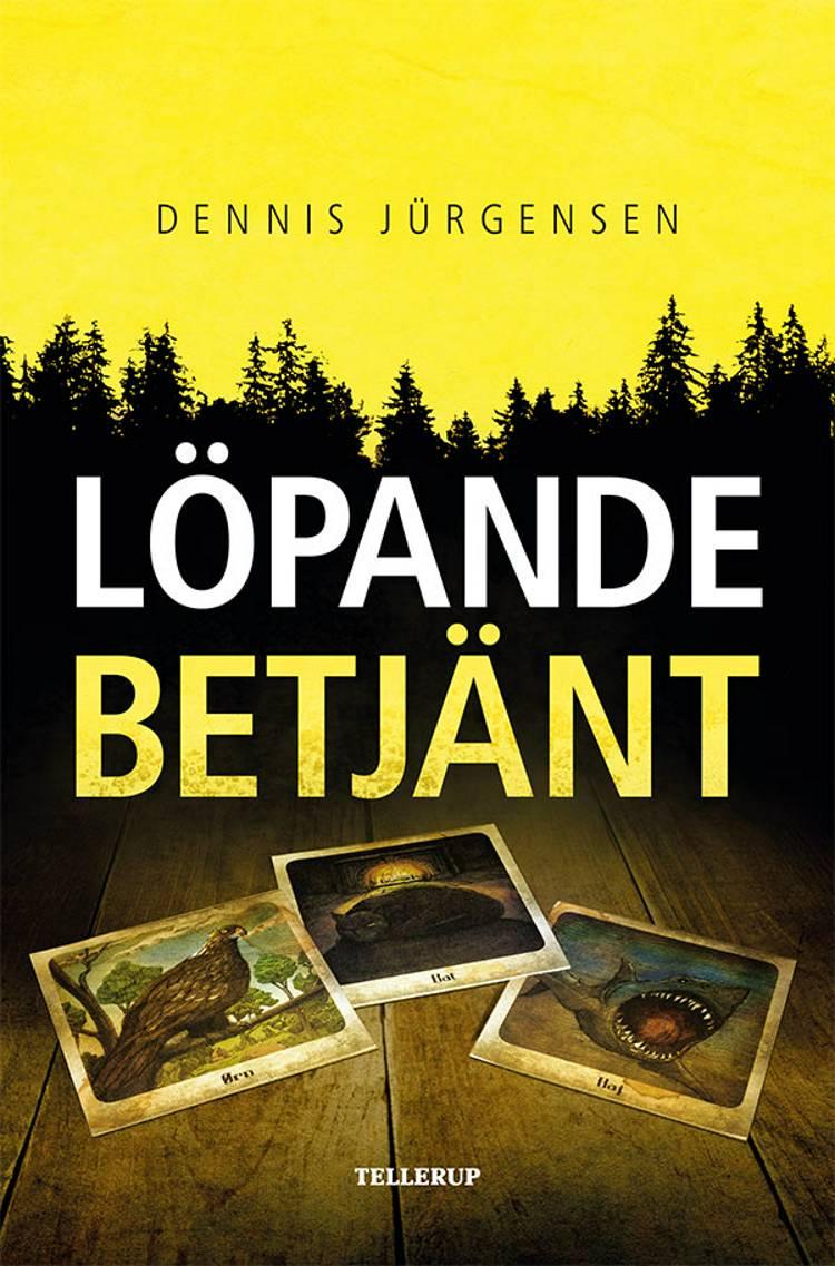 En Roland Triel-krimi #1: Löpande betjänt af Dennis Jürgensen