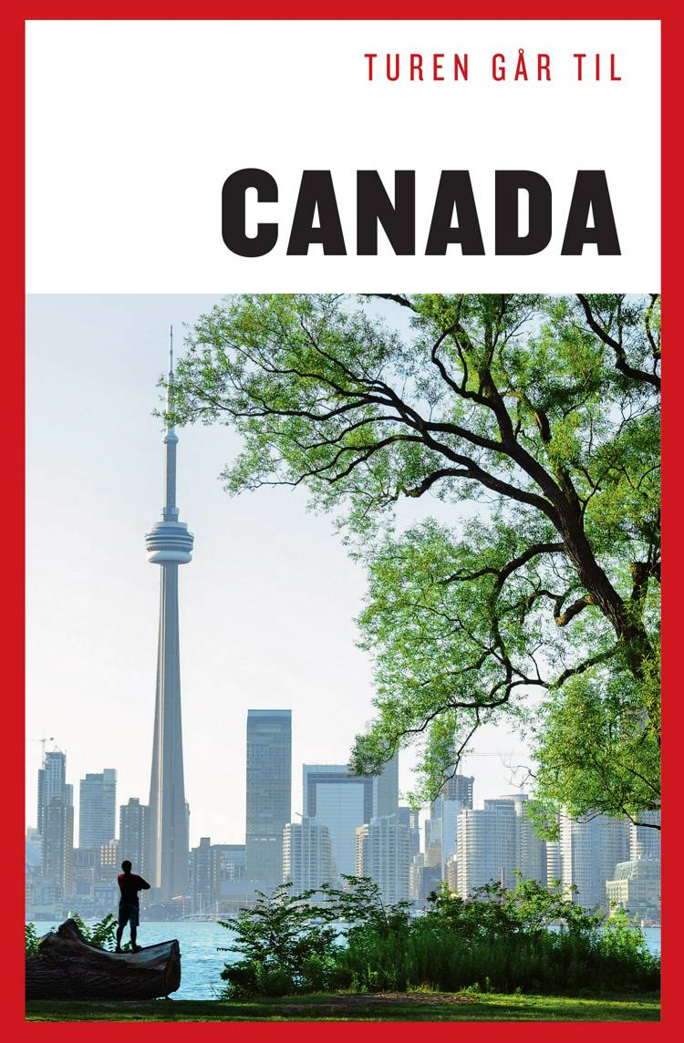 Turen går til Canada af Bettina Frank Simonsen