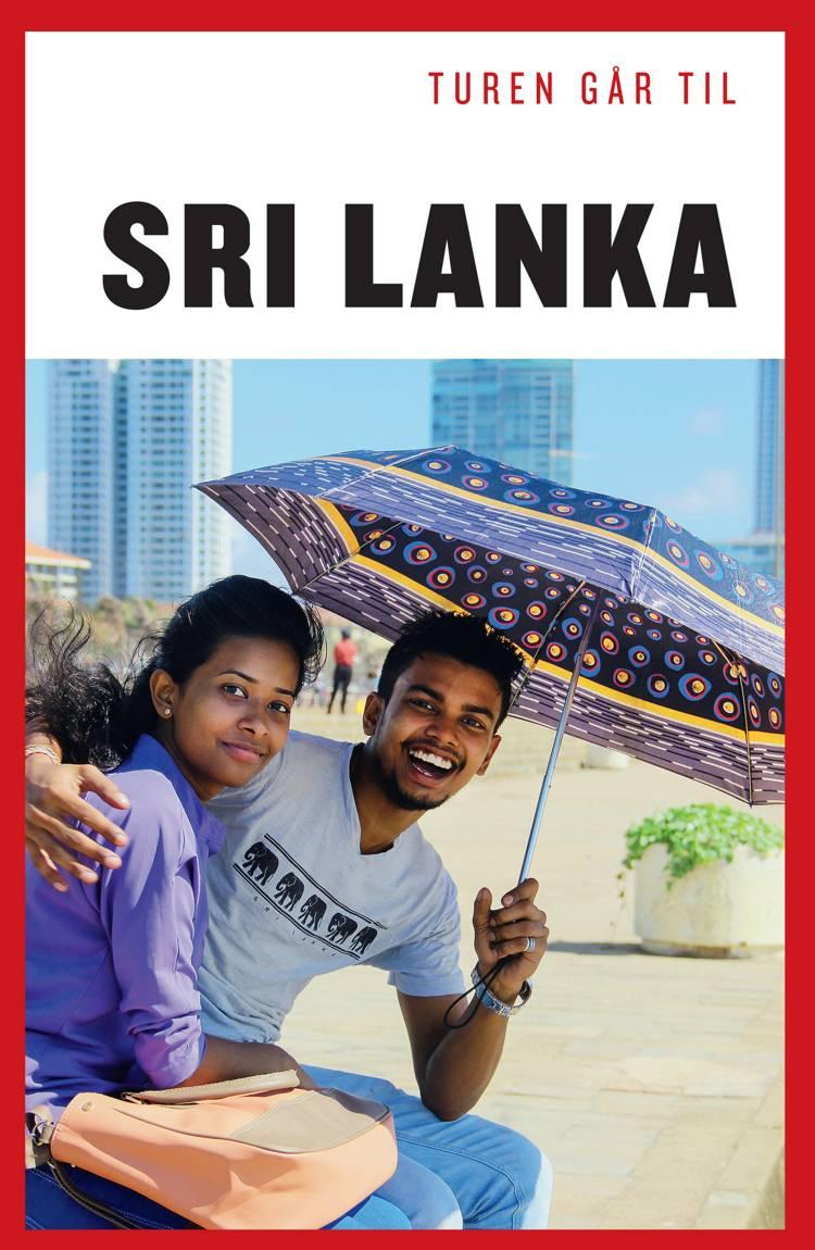 Turen går til Sri Lanka af Tore E.H. Holst og Tore E. H. Holst