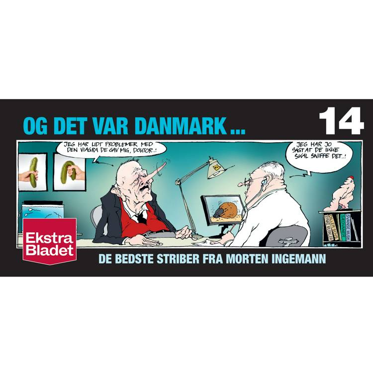 Og det var Danmark 14 af Morten Ingemann