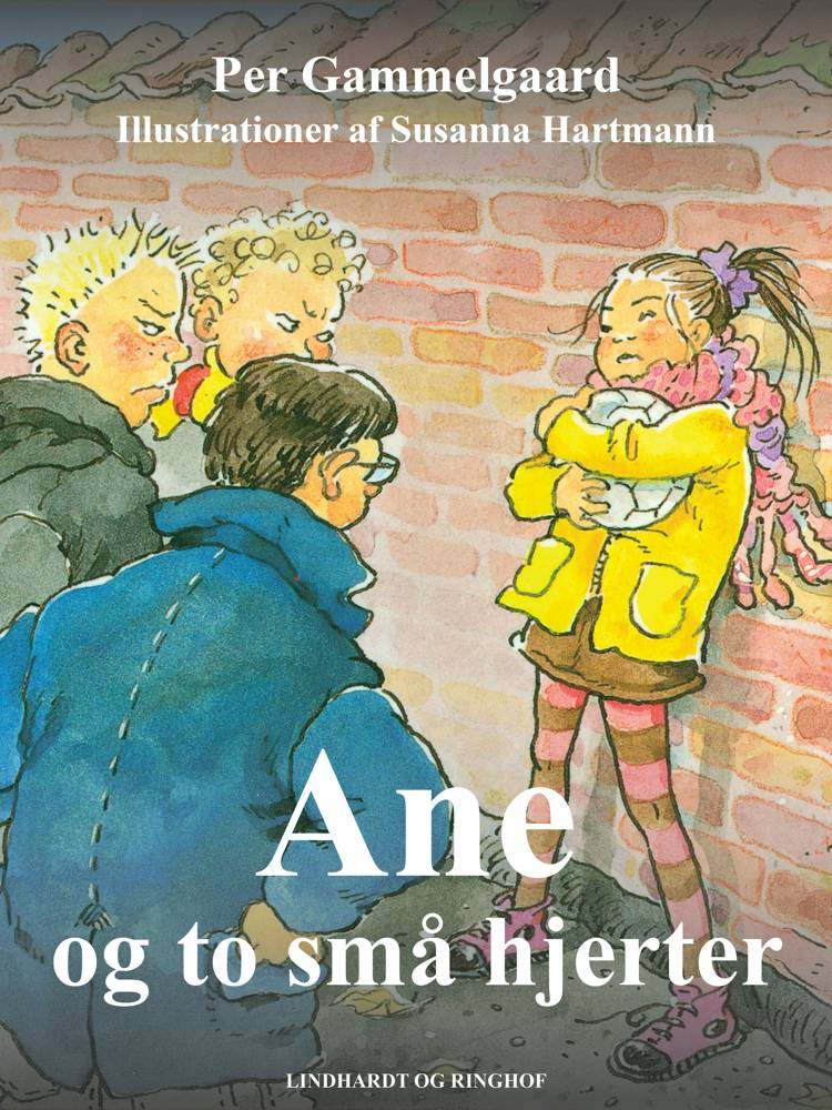 Ane og to små hjerter af Per Gammelgaard
