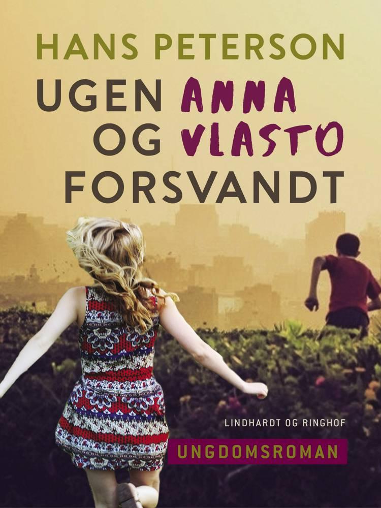 Ugen Anna og Vlasto forsvandt af Hans Peterson