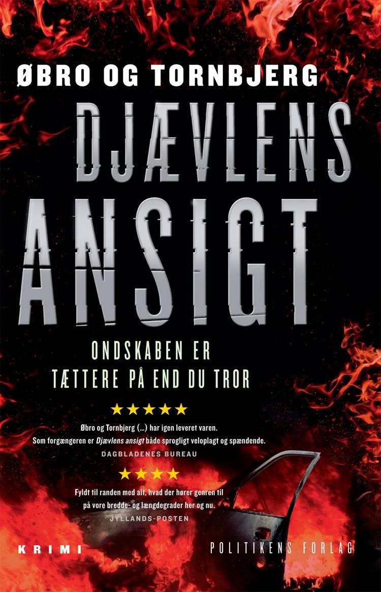 Djævlens ansigt af Ole Tornbjerg og Jeanette Øbro Gerlow