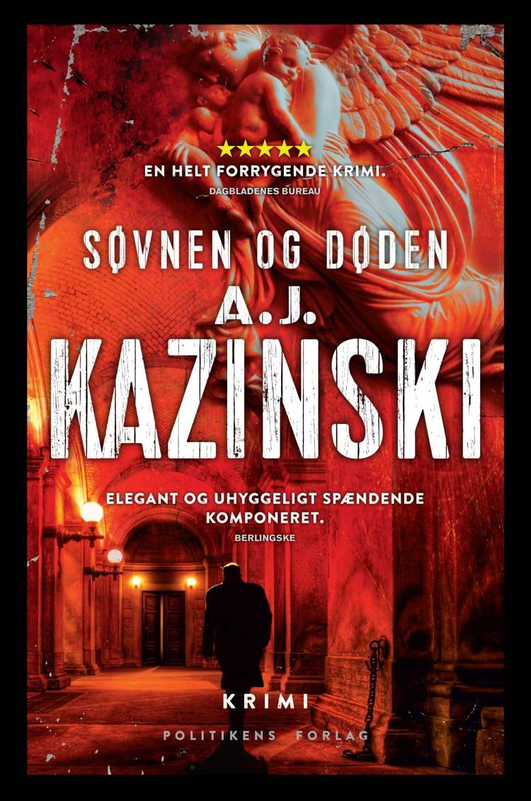 Søvnen og døden af Jacob Weinreich, Anders Rønnow Klarlund og A. J. Kazinski