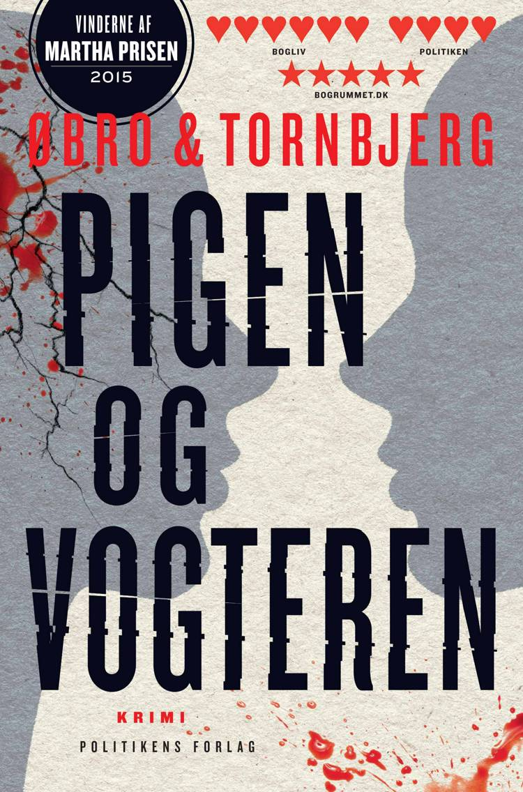Pigen og vogteren af Ole Tornbjerg og Jeanette Øbro Gerlow