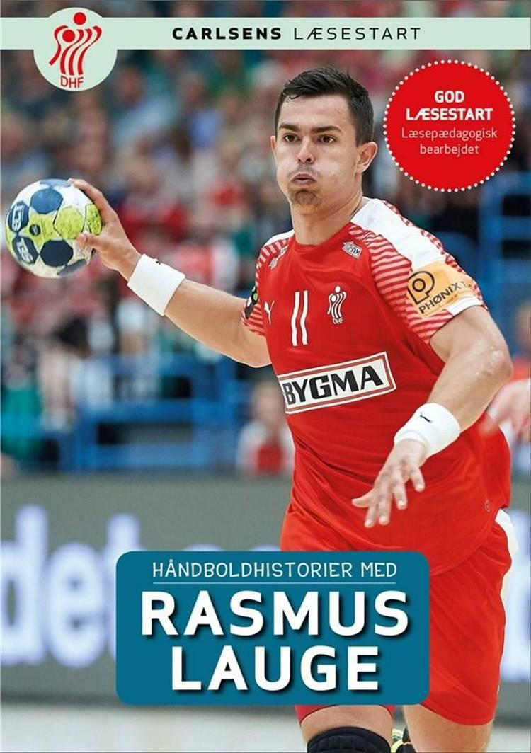 Håndboldhistorier - med Rasmus Lauge af Dansk Håndbold Forbund