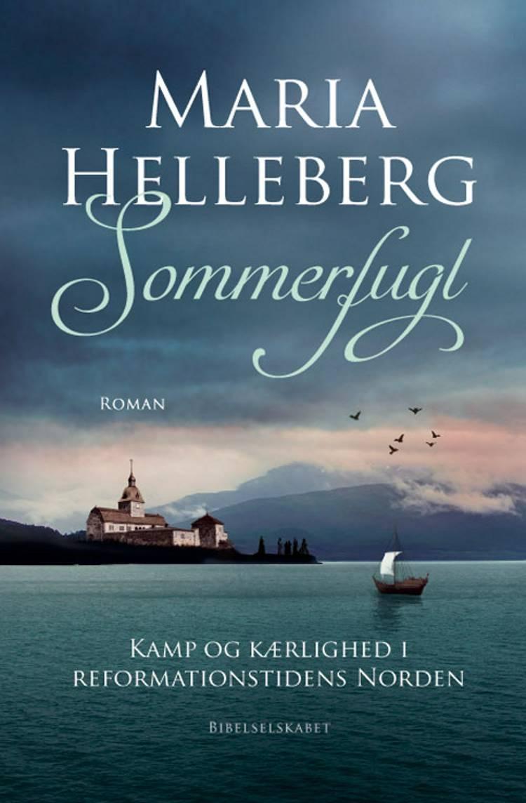 Sommerfugl af Maria Helleberg