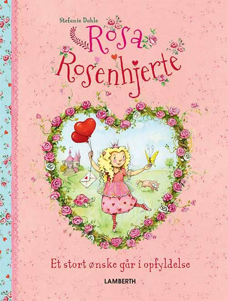 Rosa Rosenhjerte af Jutta Langreuter