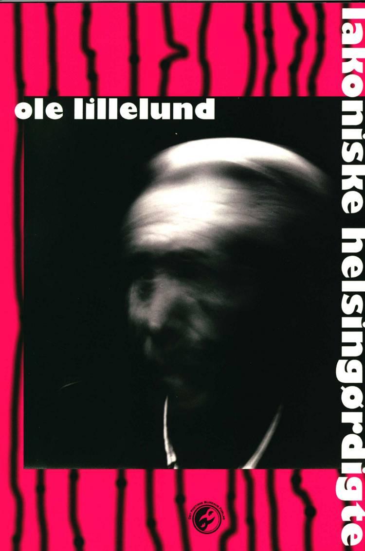Lakoniske Helsingørdigte af Ole Lillelund