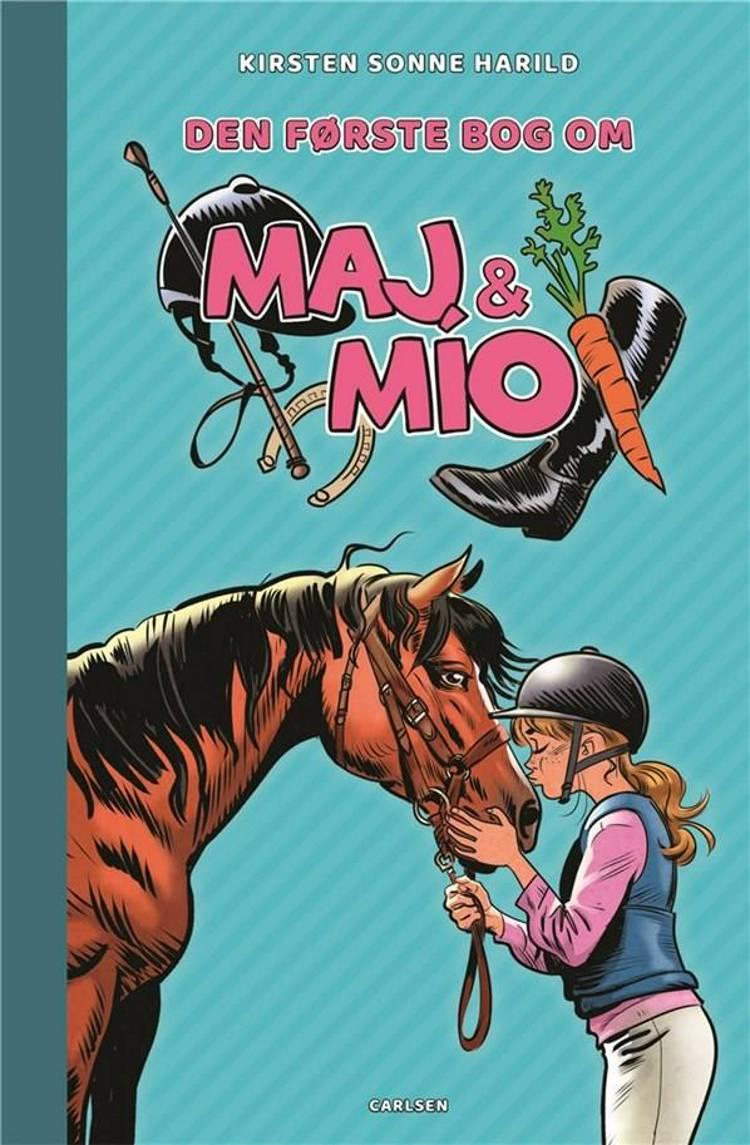 Maj & Mío (1) - Den første bog om Maj & Mío af Kirsten Sonne Harild