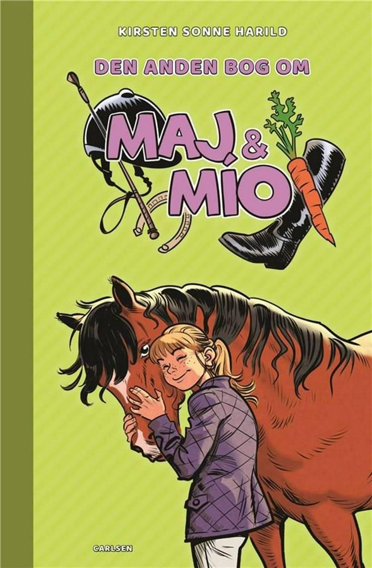 Maj & Mío (2) - Den anden bog om Maj & Mío af Kirsten Sonne Harild
