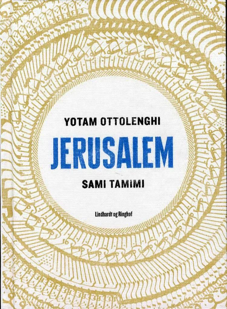 Jerusalem, Yotam Ottolenghi, Ottlonghi, Sami tamimi, kogebog,