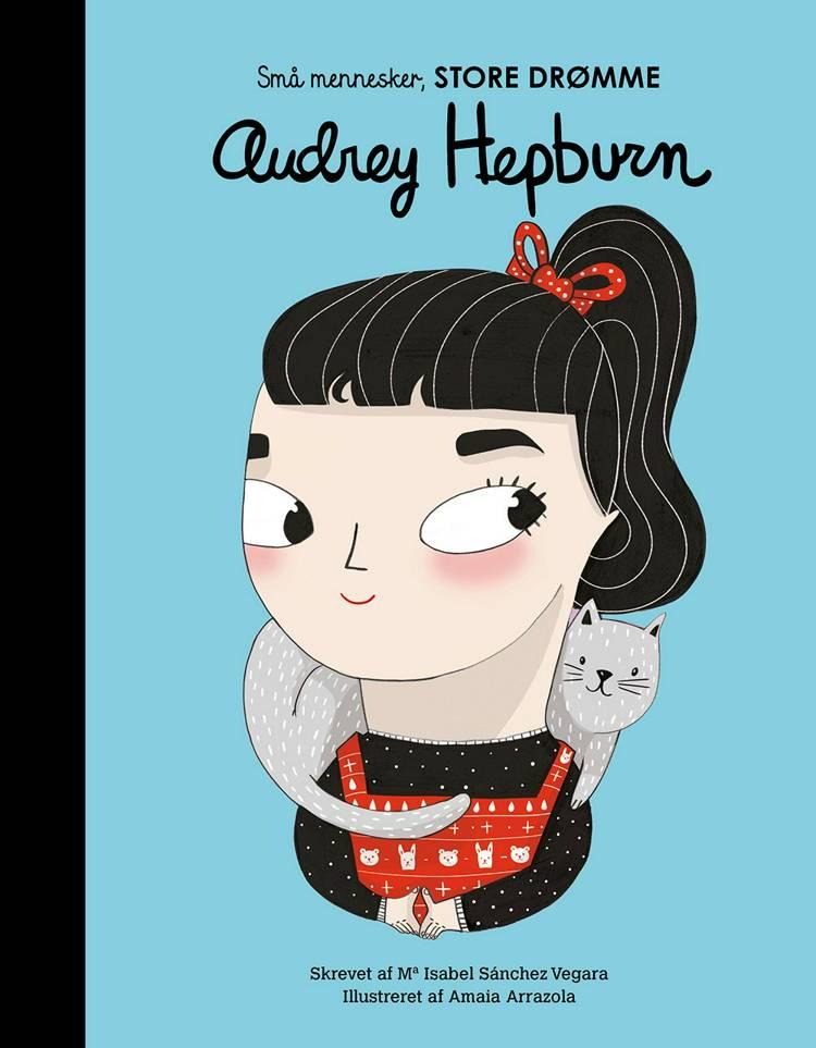 Audrey Hepburn af Maria Isabel Sanchez Vegara
