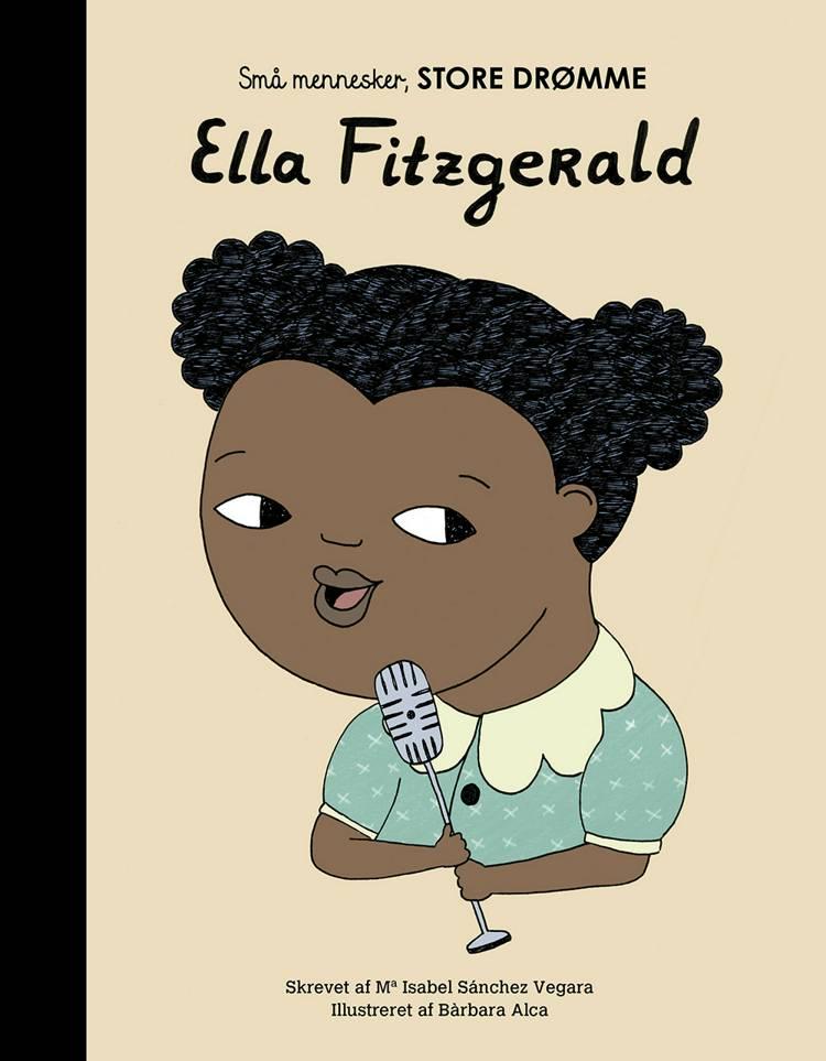 Ella Fitzgerald af Maria Isabel Sanchez Vegara