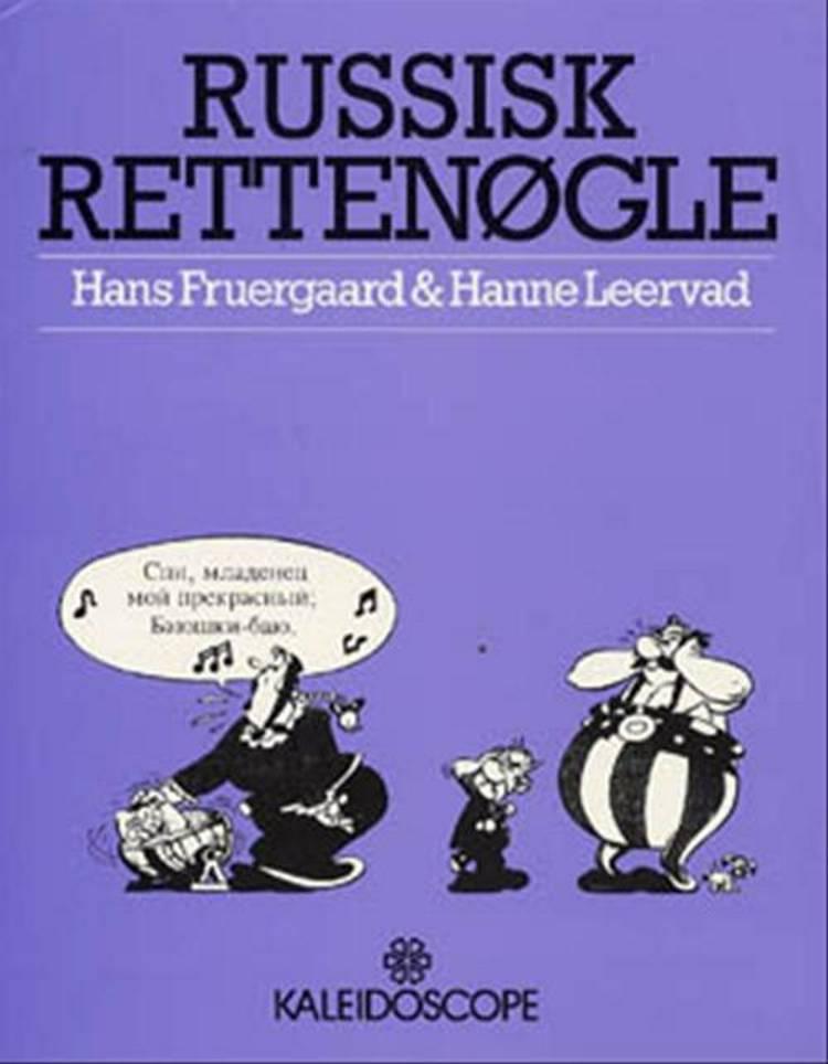 Russisk rettenøgle af Hans Fruergaard og Hanne Leervad