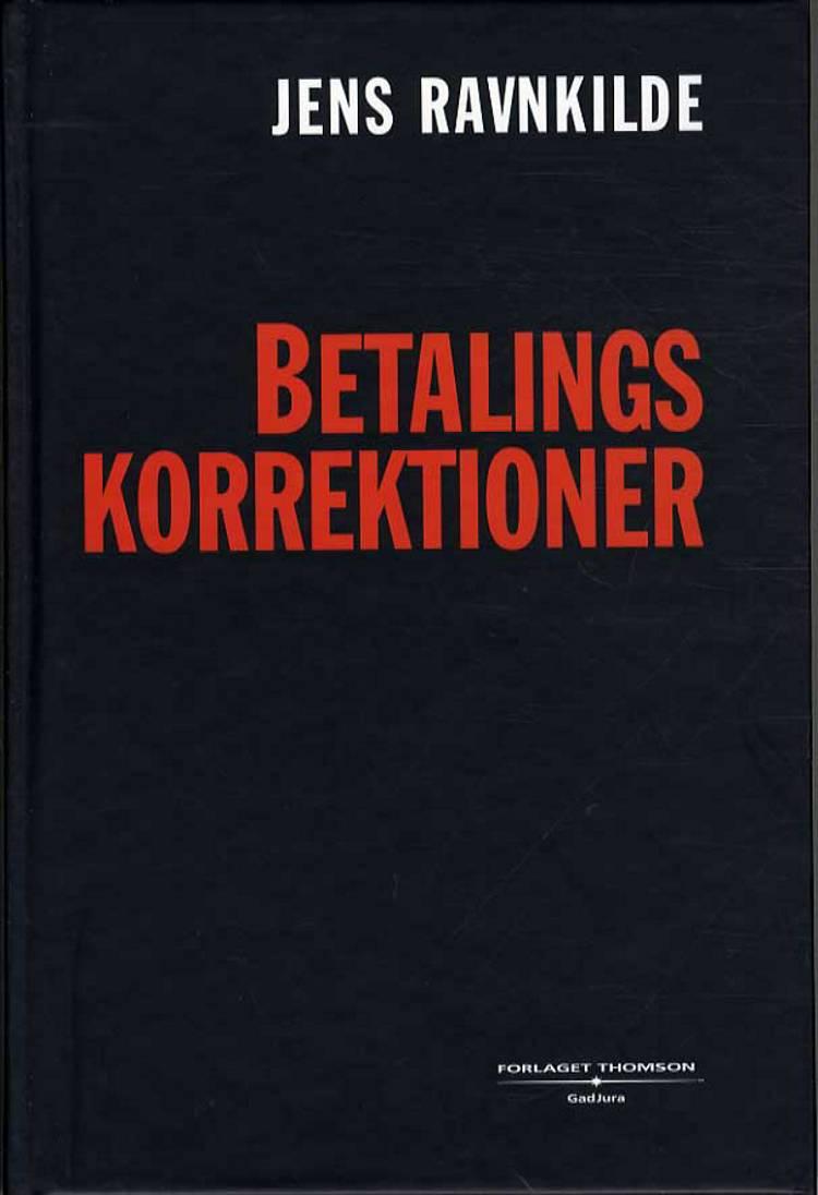 Betalingskorrektioner af Jens Ravnkilde