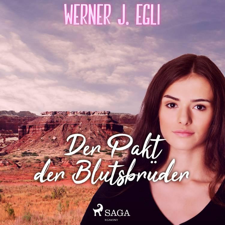 Der Pakt der Blutsbrüder af Werner J. Egli