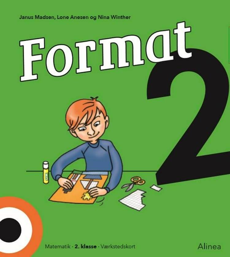 Format 2, Værkstedskort af Janus Madsen, Lone Anesen og Nina Winther Arnt