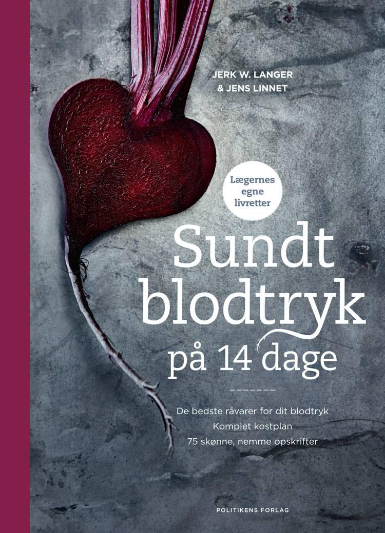 Sundt blodtryk på 14 dage af Jerk W. Langer og Jens Linnet