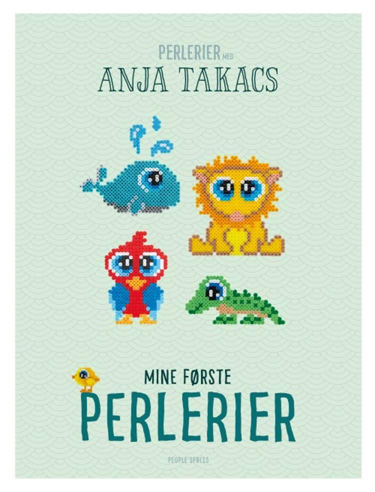 Mine første perlerier af Anja Takacs