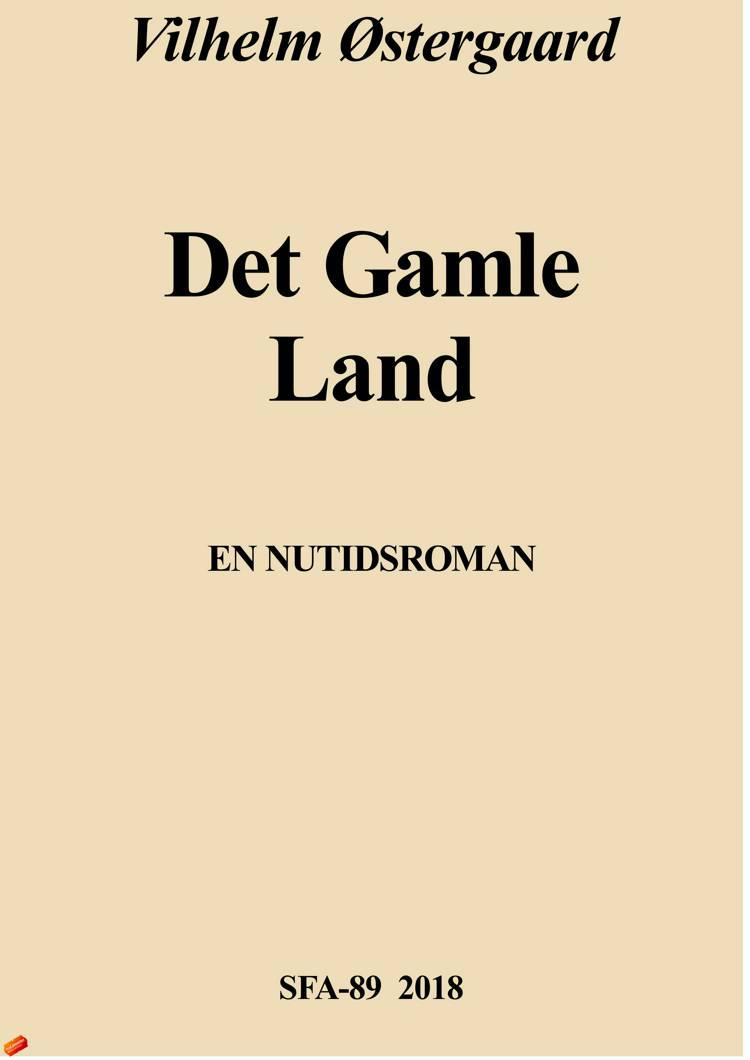 Det gamle land af Vilhelm Østergaard