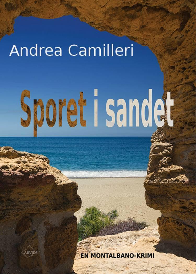 Sporet i sandet af Andrea Camilleri