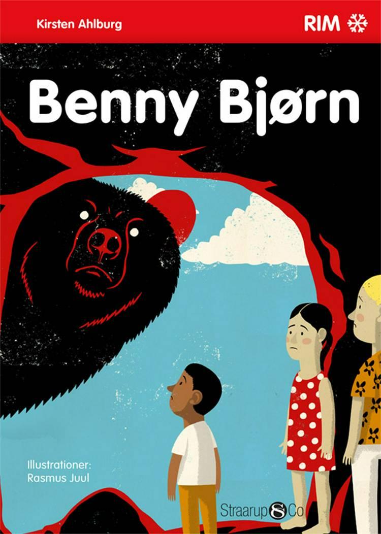 Benny Bjørn af Kirsten Ahlburg