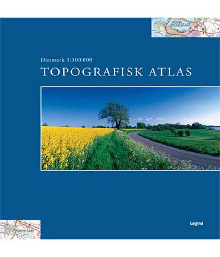 Topografisk atlas - Danmark 1:100.000