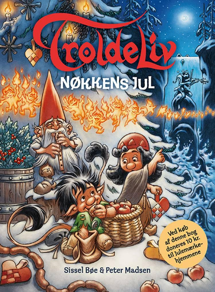 Troldeliv - Nøkkens jul af Sissel Bøe og Peter Madsen m.fl.