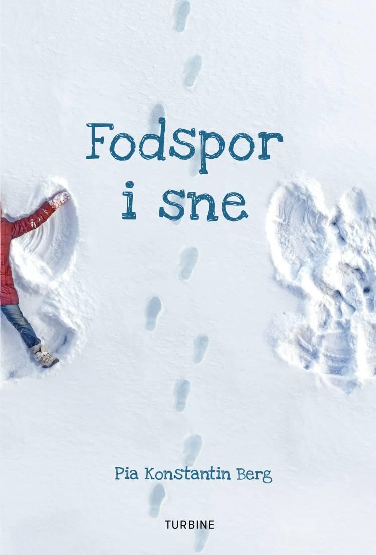Fodspor i sne af Pia Konstantin Berg