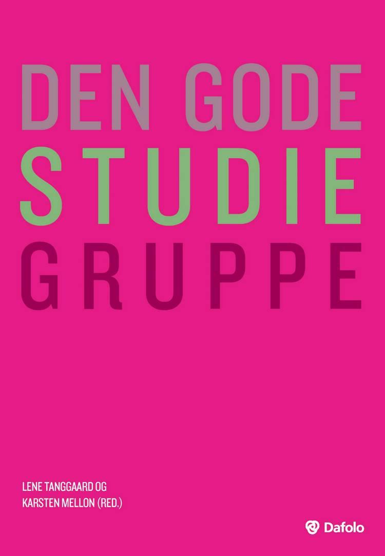 Den gode studiegruppe af Thomas Harboe, Camilla Raymond og Karsten Mellon m.fl.