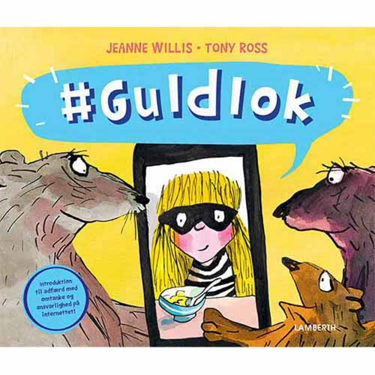 #Guldlok af Jeanne Willis