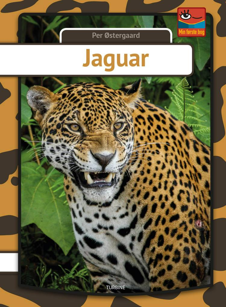 Jaguar af Per Østergaard