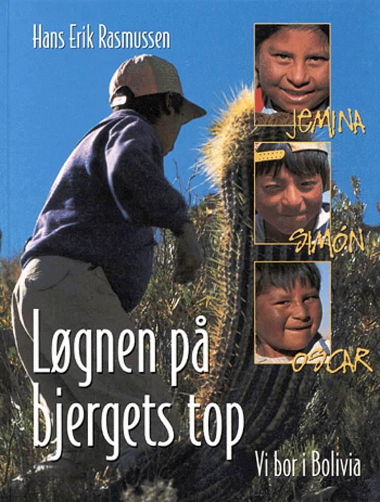 Løgnen på bjergets top af Lisa Klöcker og Hans Erik Rasmussen