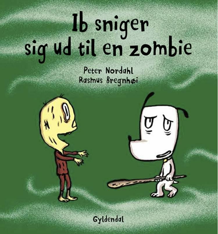 Ib sniger sig ud til en zombie af Peter Nordahl og Rasmus Bregnhøi