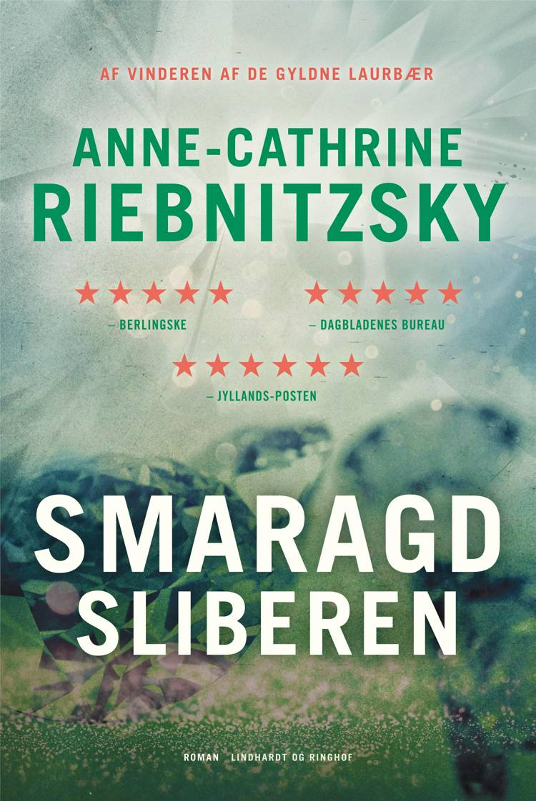 Smaragdsliberen af Anne-Cathrine Riebnitzsky