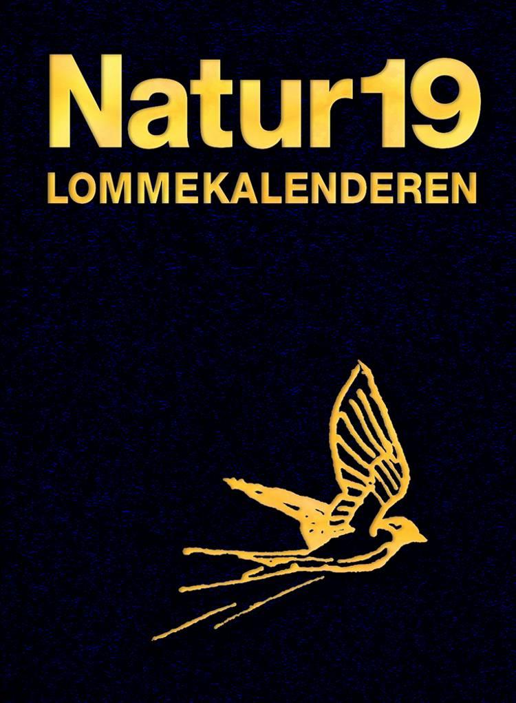 Naturlommekalenderen 2019 af Bent Lauge Madsen, Peter Rask Møller og Henrik Carl m.fl.