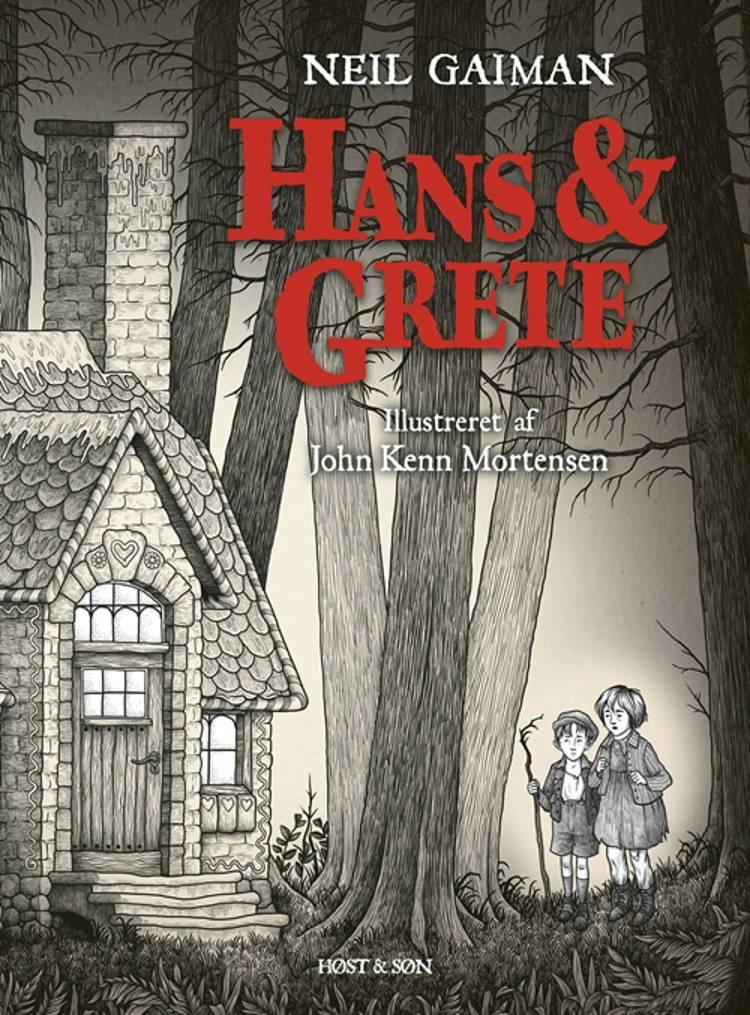 Hans & Grete af Neil Gaiman