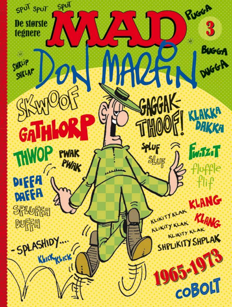 MAD - de største tegnere 3 af Don Martin