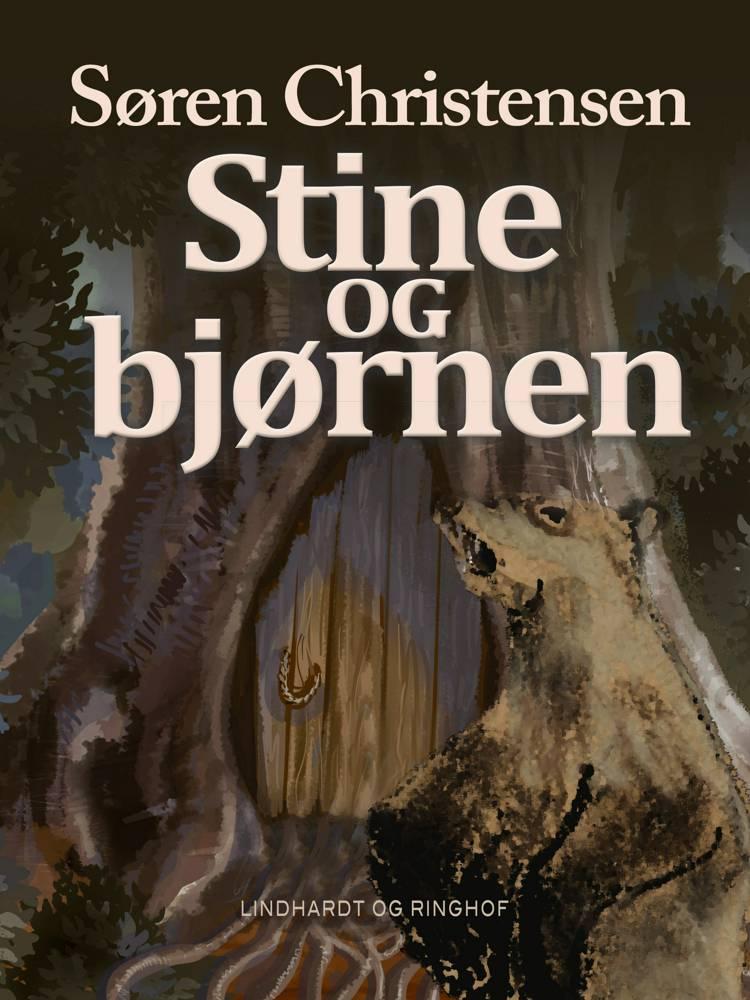 Stine og bjørnen af Søren Christensen