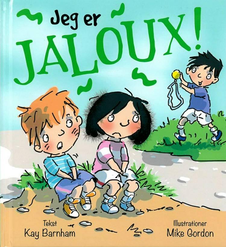 Jeg er jaloux! af Kay Barnham