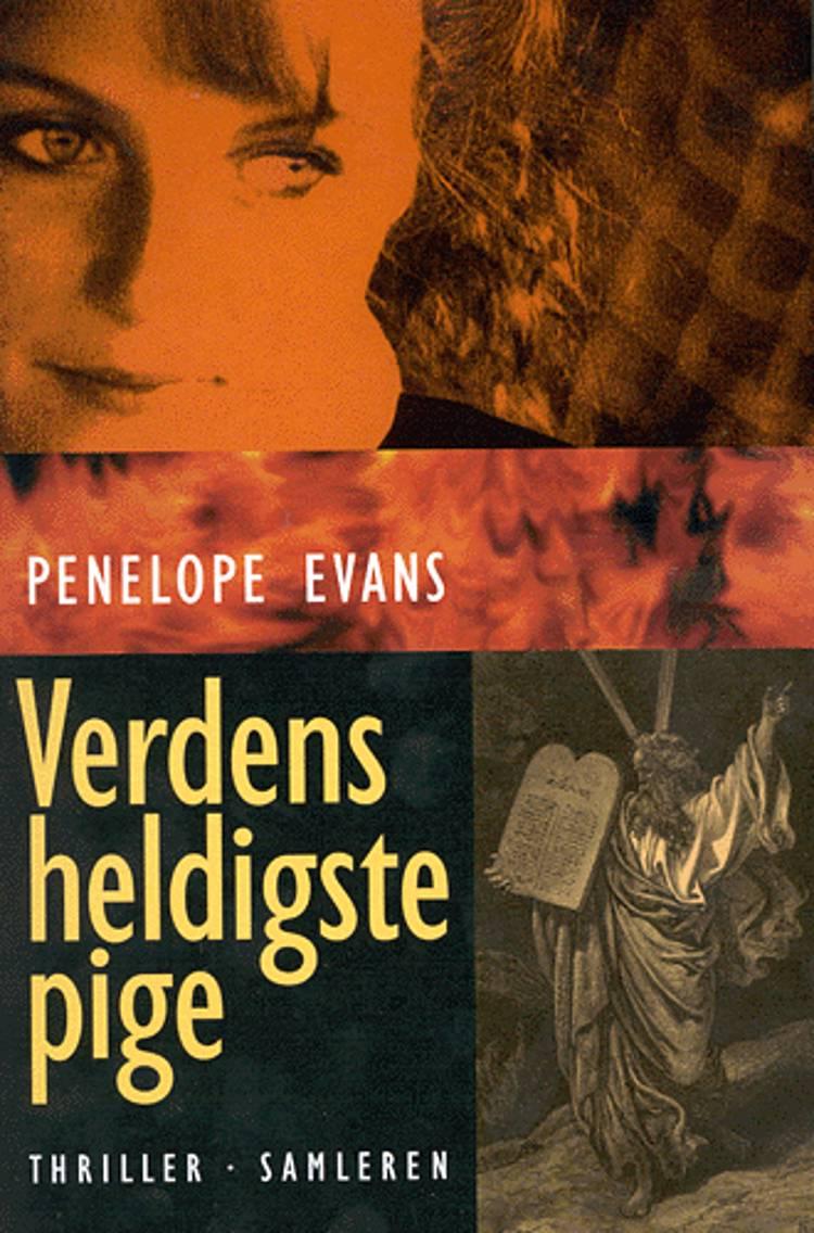 Verdens heldigste pige af Penelope Evans