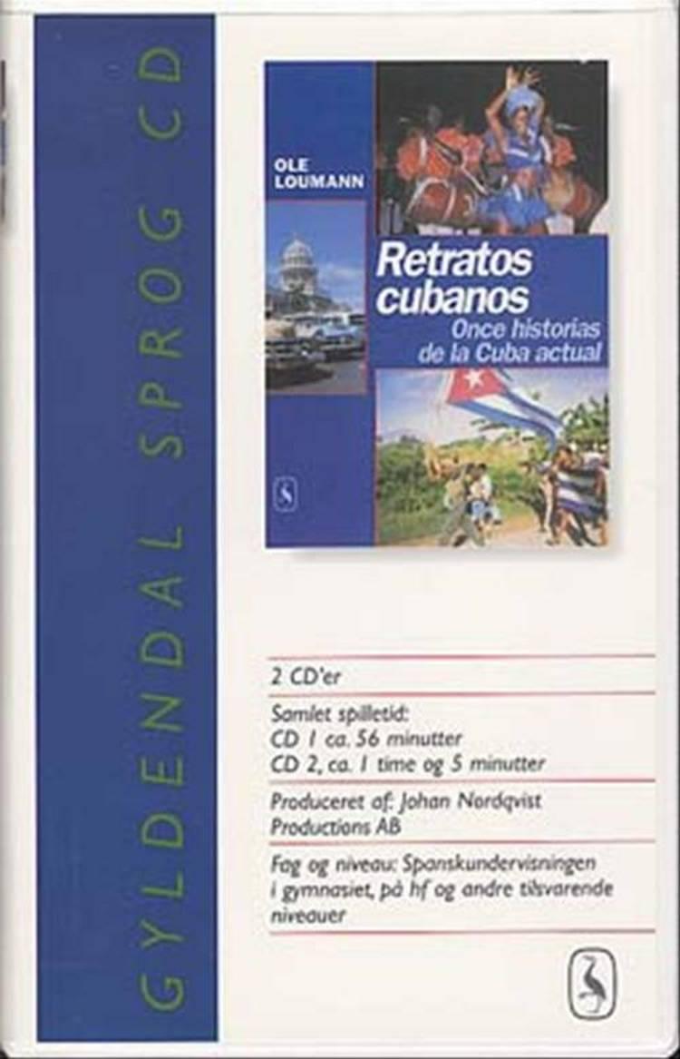Sprog cd. retratos cubanos af Ole Loumann