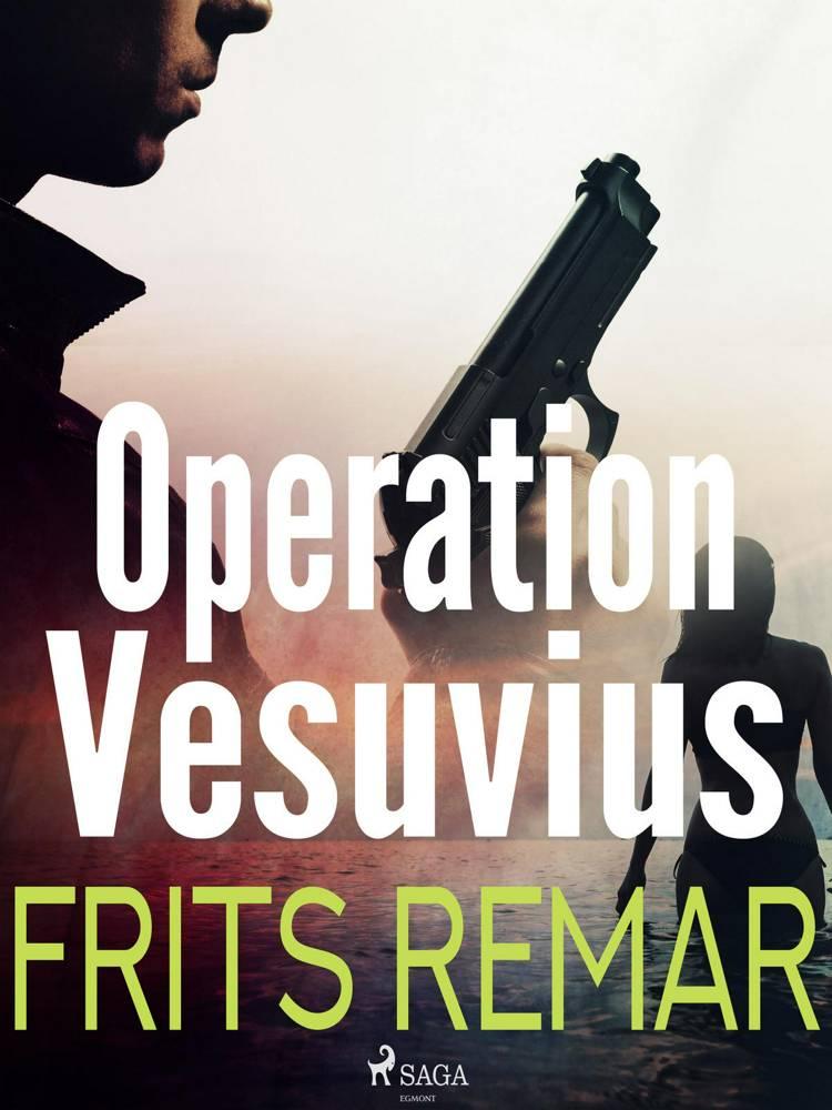 Operation Vesuvius af Frits Remar