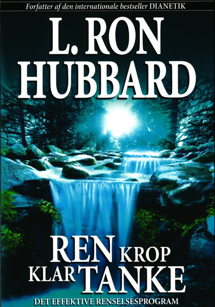 Ren krop klar tanke af L. Ron Hubbard