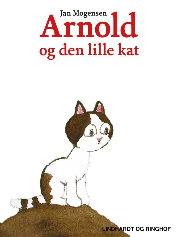 Arnold og den lille kat af Jan Mogensen