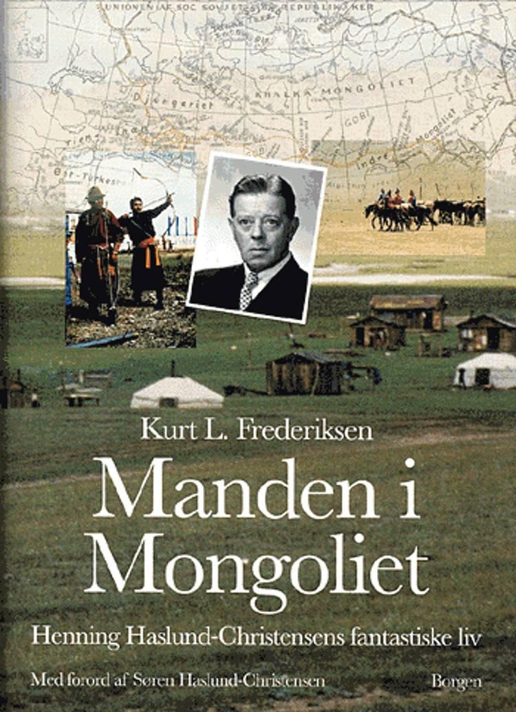Manden i Mongoliet af Kurt L. Frederiksen