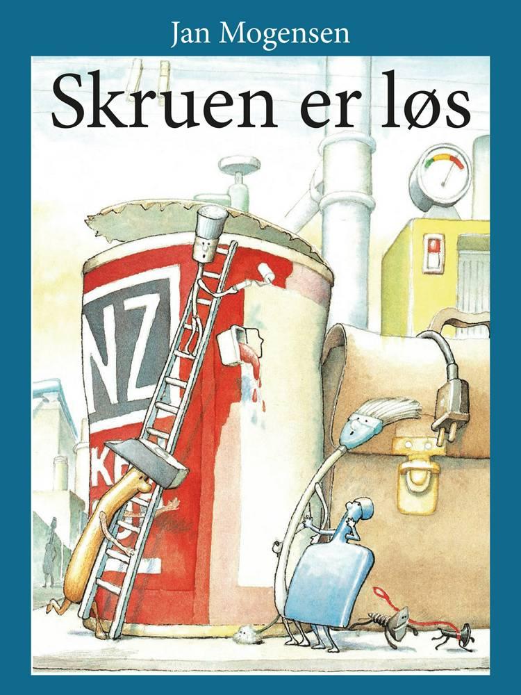 Skruen er løs af Jan Mogensen